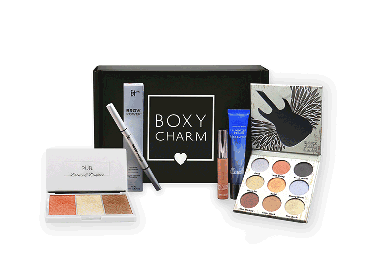 august 2018 boxycharm boxycharm the best monthly beauty and