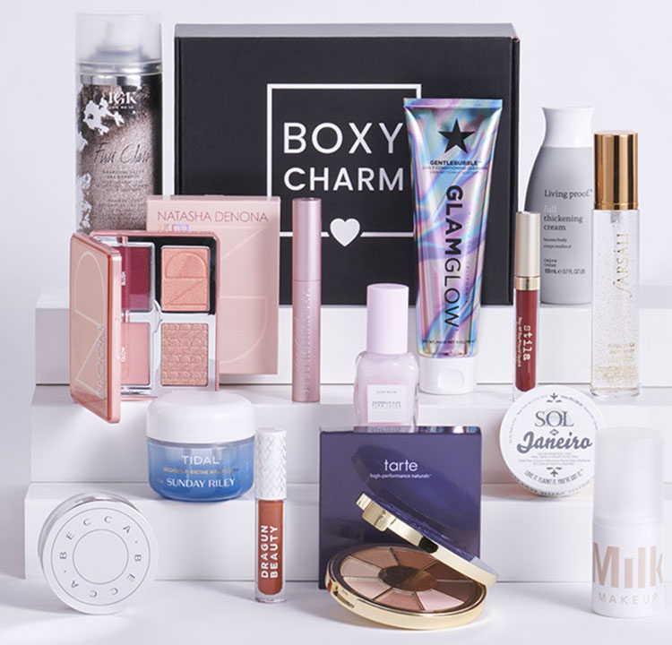 Makeup & Beauty Subscription Box