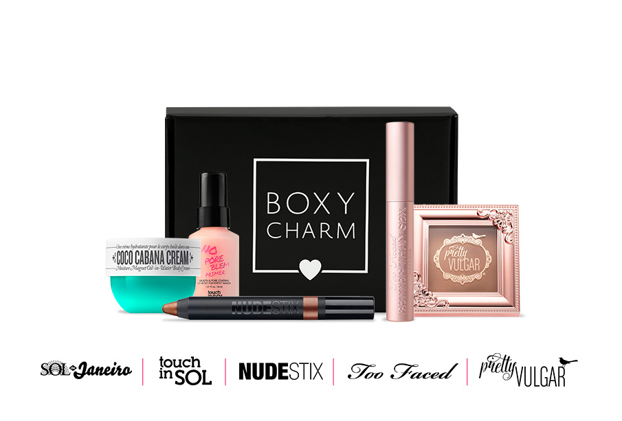 Boxycharm January 2019 Full Box, subscription box