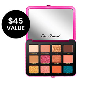 Too Faced Palm Springs Dreams Cocktail Party Eye Shadow Palette
