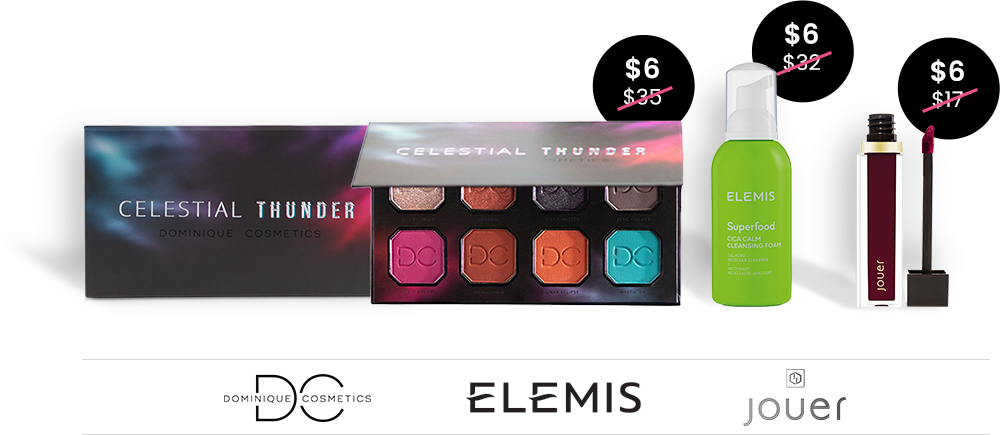 BoxyCharm free Gift - $5 credit to spend in Add-Ons